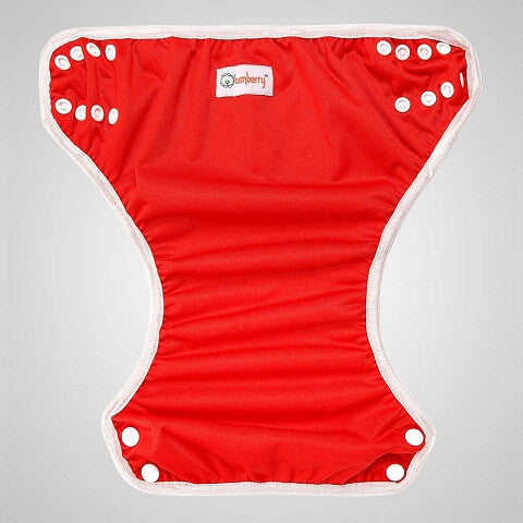 Swim Diaper (Red)