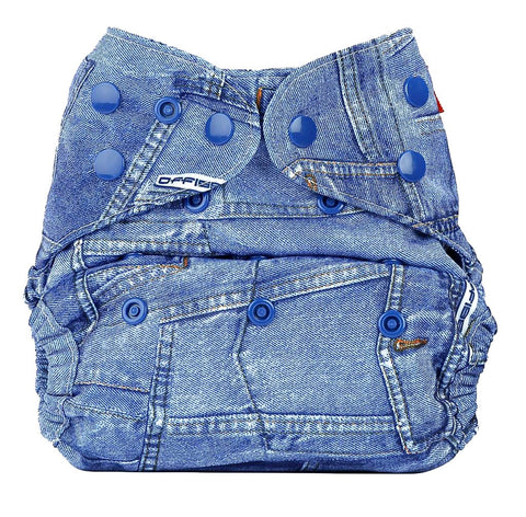 Cover Diaper (Jeans)