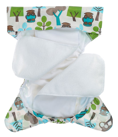 how to use bumberry cloth diaper