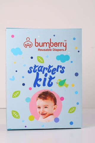 Bumberry New Born Starters Kit