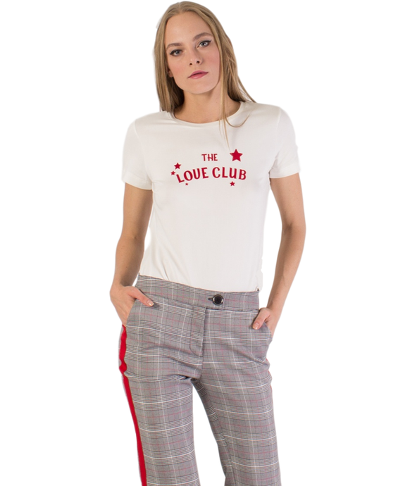 Playera Love Club