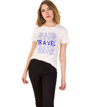 Playera Travel @Kloquis