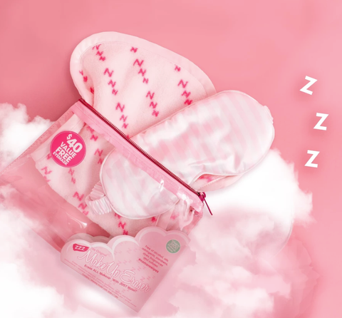 MakeUp Eraser - 3 Piece Zzz's Set