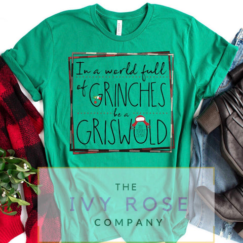 Be a Griswold Bella Tee