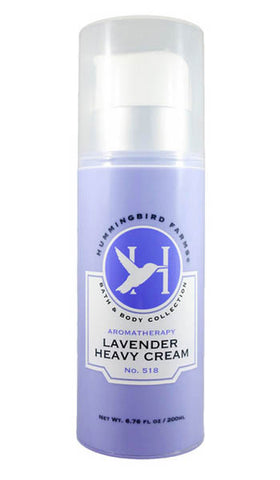 Hummingbird Farms Farmhouse Lavender Heavy Cream