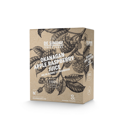 Apple Raspberry Juice - 3L