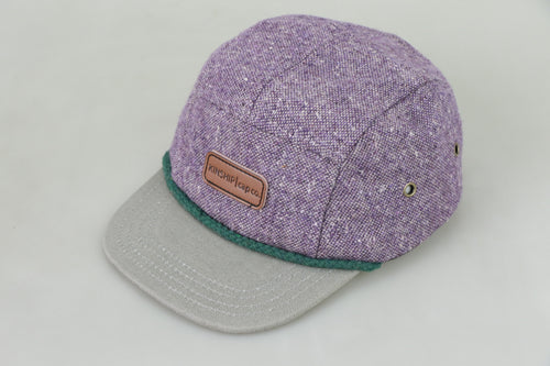 Mini Restock Two-Toned lightweight wool 5-panel / Infant