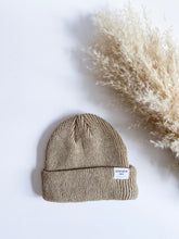 Oat Beanie / Toddler + Kid