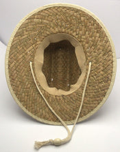 Sun Child Straw Hat  / eco-friendly ☼