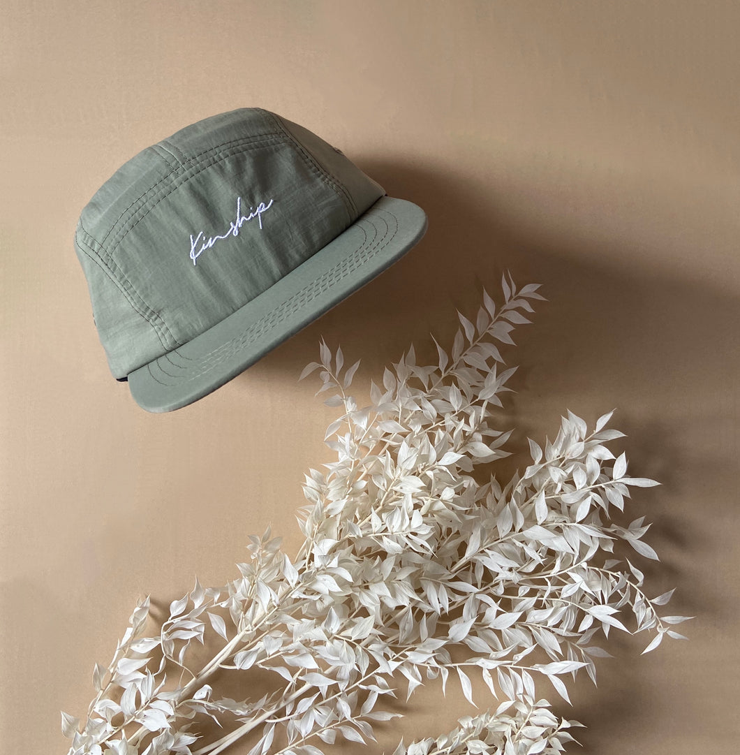 Sage nylon 5-panel / toddler