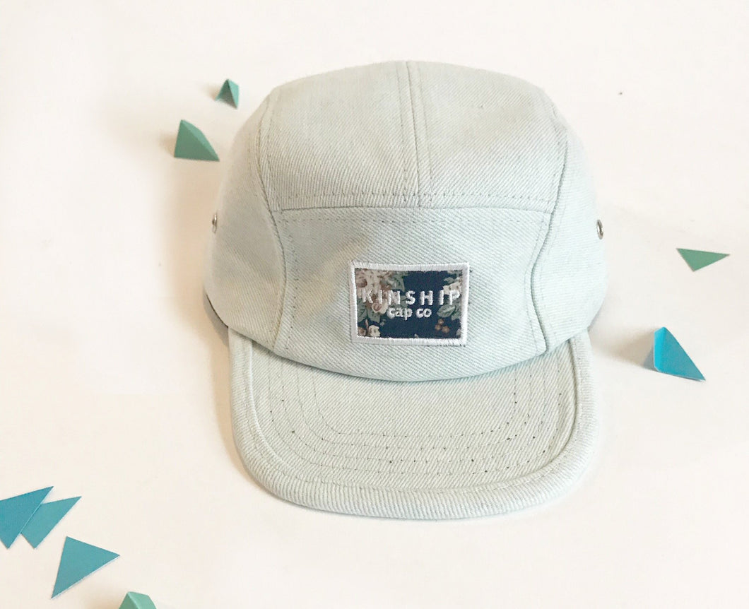 RESTOCKED Denim 5-Panel / Infant