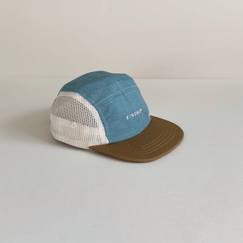 NEW ✨ Denim + Mesh 5-panel / Infant