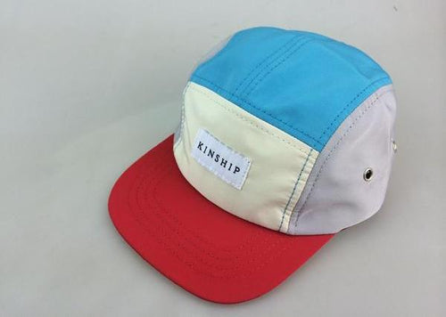 Nylon Color Block 5-Panel / Infant