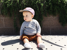 Two-Toned lightweight wool 5-panel / Infant