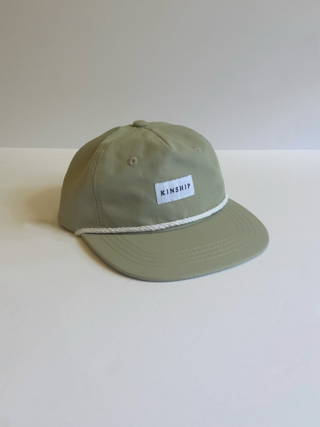Everyday Grey pinched 5-panel / toddler