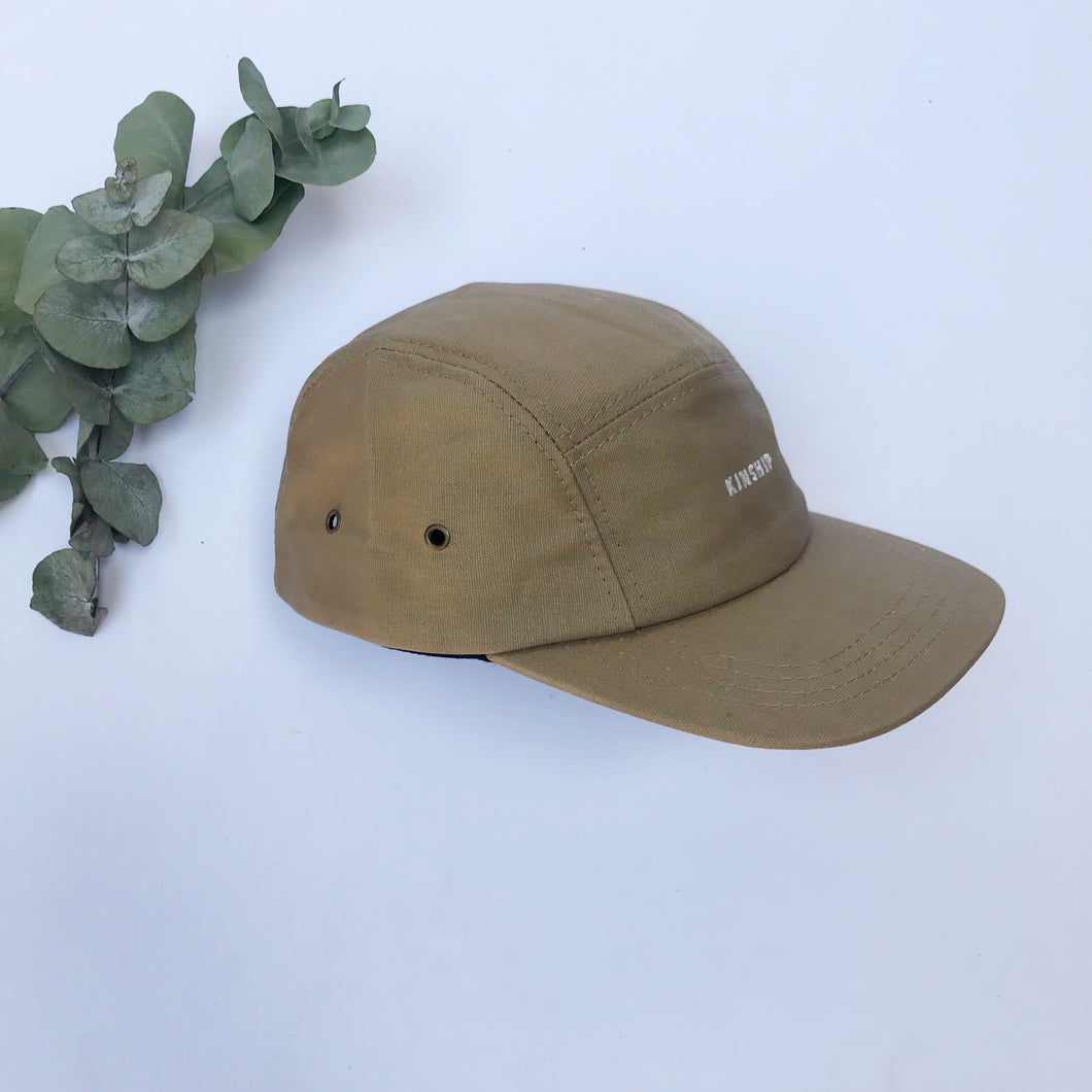Waxed canvas 5-panel / toddler