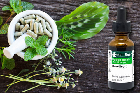 Private Label Herbal Supplements | Cedar Bear™
