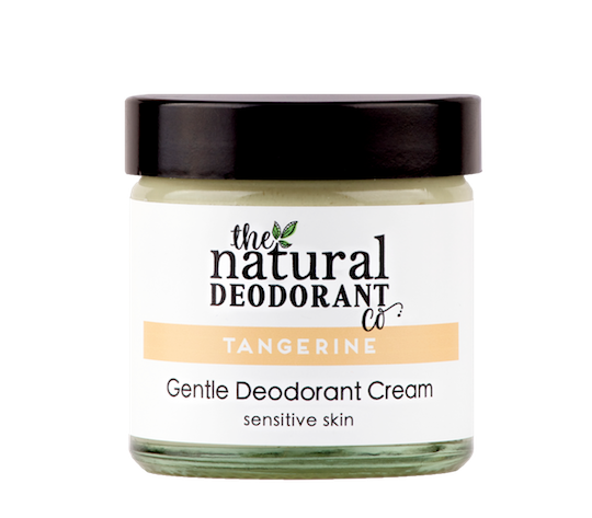 Natural Deodorant Co. GENTLE Cream Tangerine 60ml