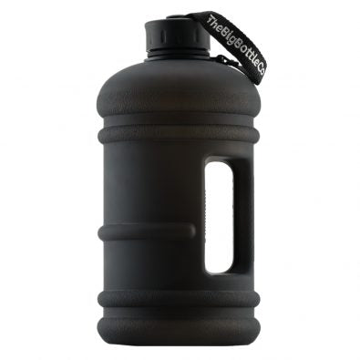 Big Bottle Co Jet Black FREE DELIVERY