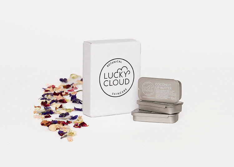 Lucky Cloud Lip Butter Trio 10ml