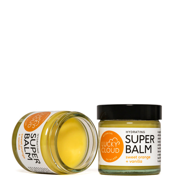 Lucky Cloud Soothing Super Balm Sweet Orange + Vanilla 15ml