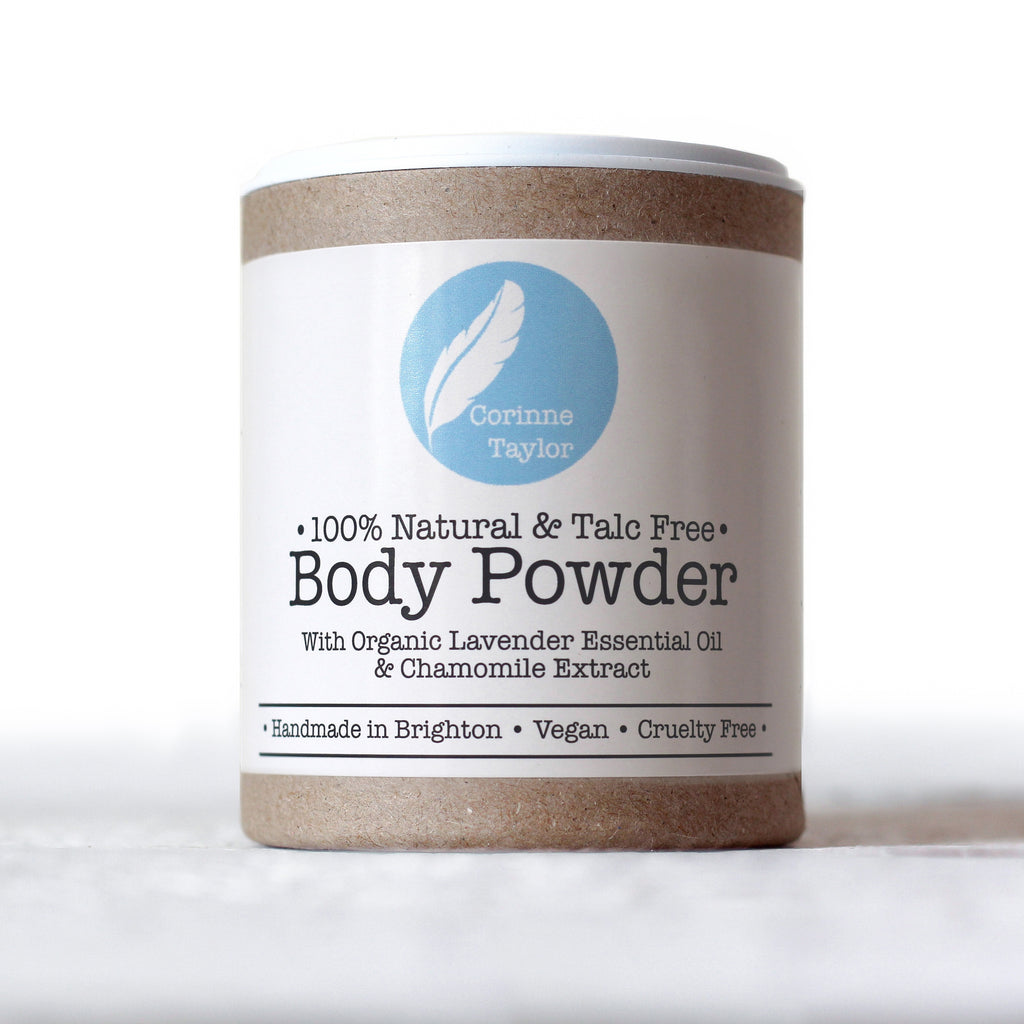 Corinne Taylor Talc-Free Body Powder