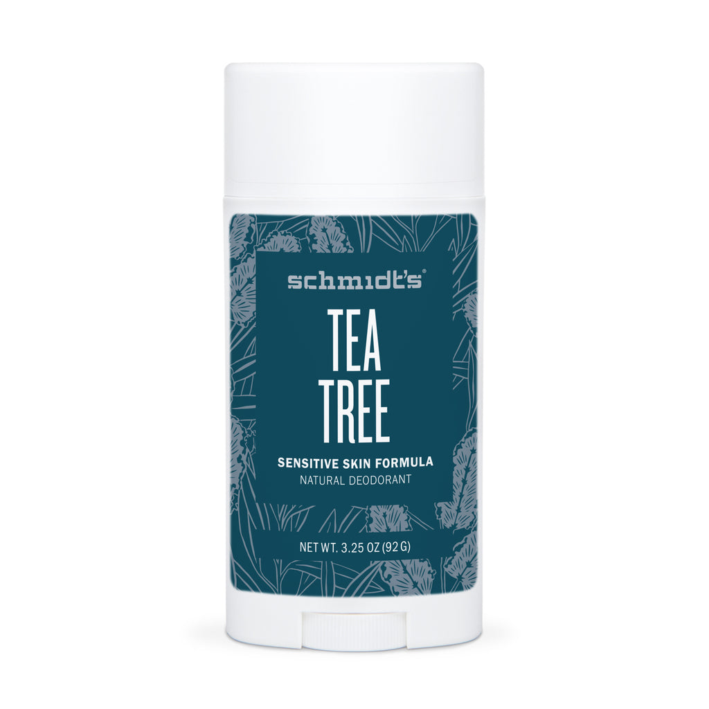 Schmidt's SENSITIVE SKIN Tea Tree Deodorant