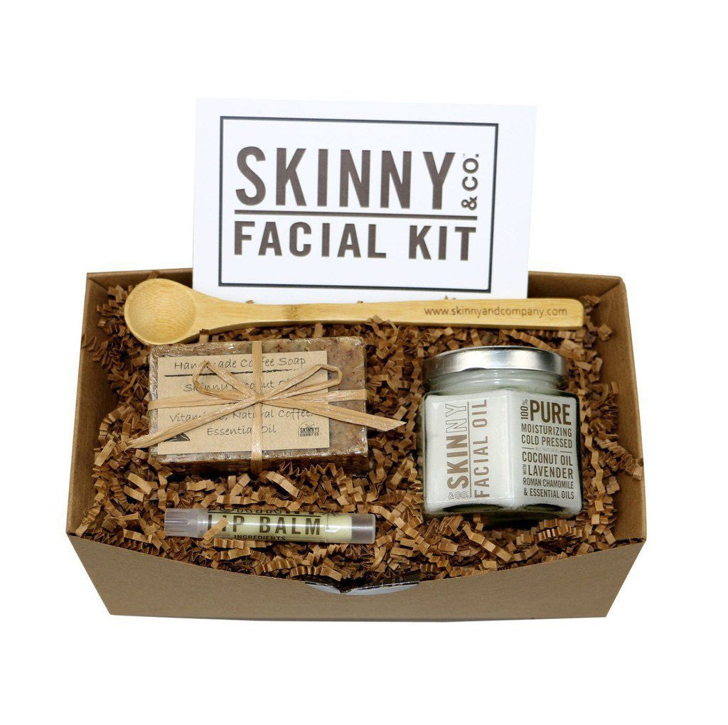 Skinny& Co. Facial Kit