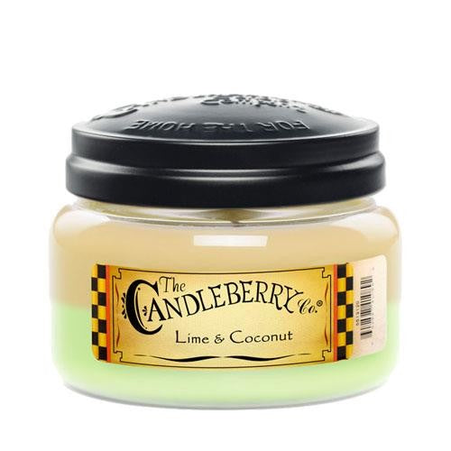 Candleberry Lime and Coconut Medium Jar Candle