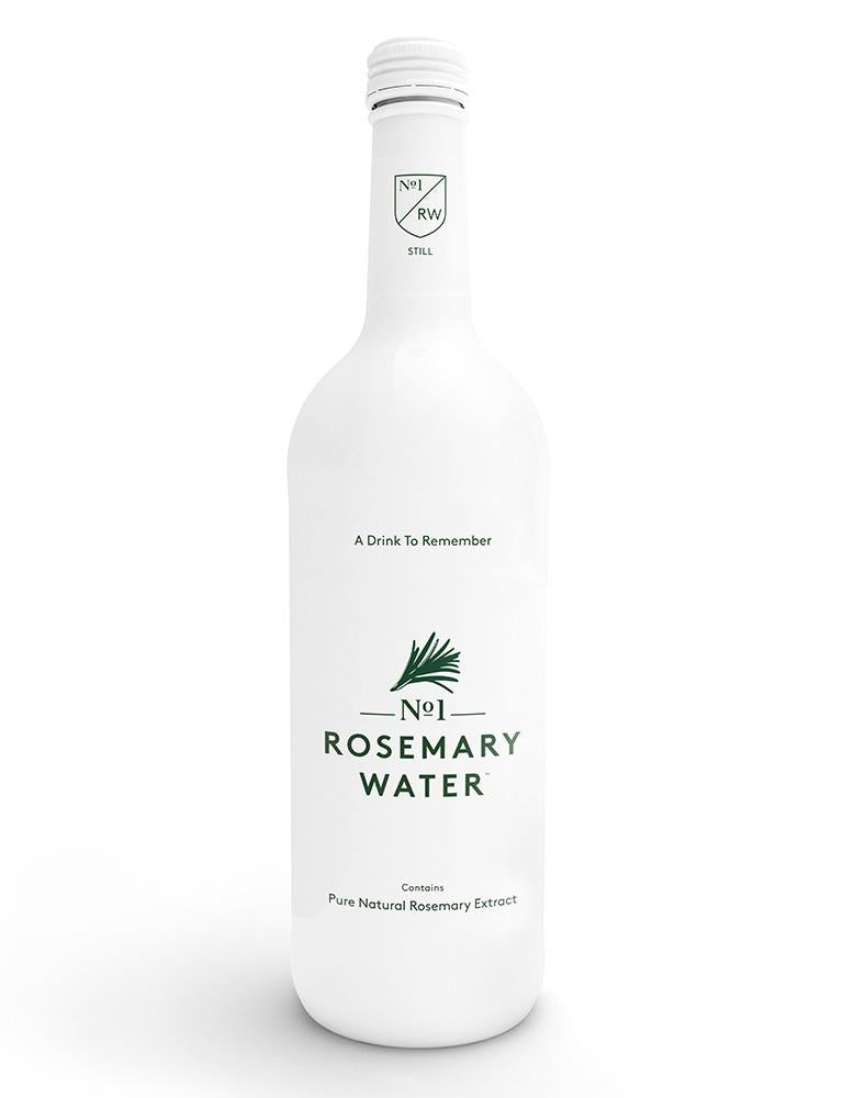 No1 Rosemary Water Still 750ml - Box of 6