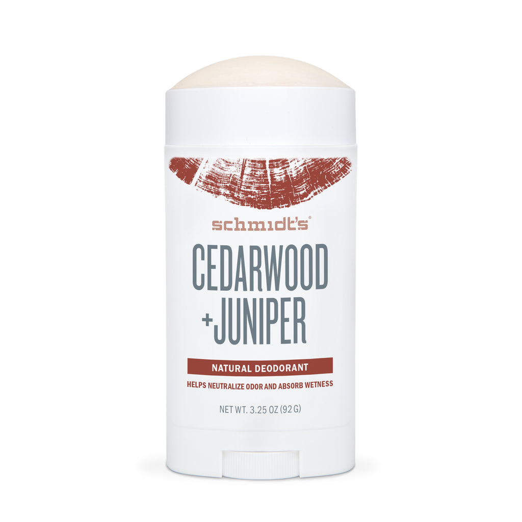 Open Schmidt's Cedarwood + Juniper Deodorant The British Health Store