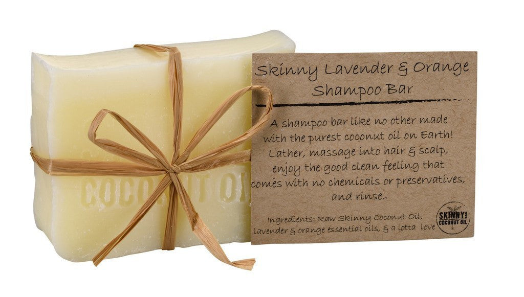 Shampoo Bar | Skinny & Company. UK