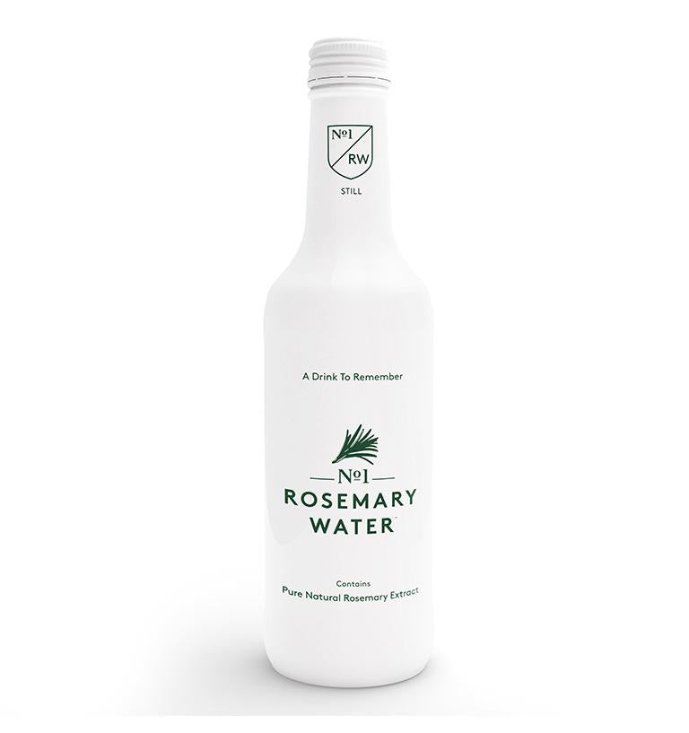 No1 Rosemary Water Still 330ml - Box of 12