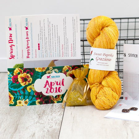 Yarn Crush June 2017