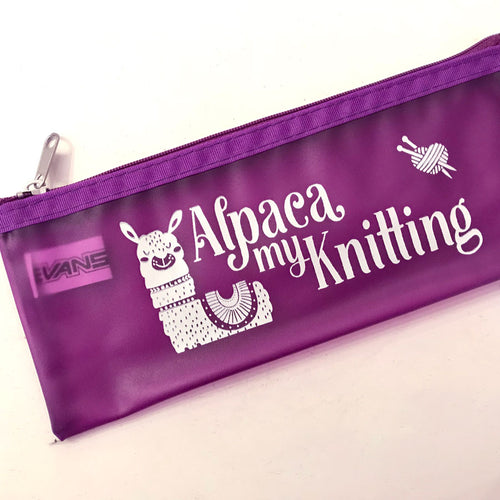 Alpaca Notions Pouch