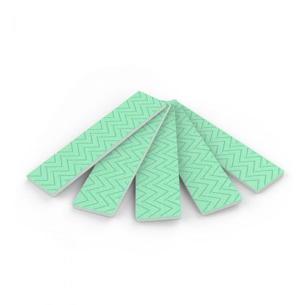 Fred & Friends Sticky Fingers Emery Boards - Minty Mani