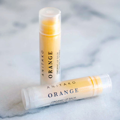 ANITAKO Organic Lip Balm - Orange