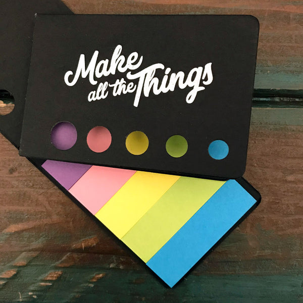 Make All The Things Flag Booklet
