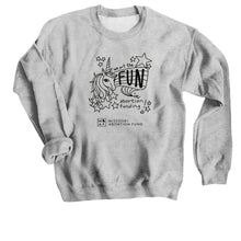 Load image into Gallery viewer, Missouri Abortion Fund: FUN in Abortion Funding sweatshirt