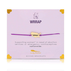 Women's Reproductive Rights Assistance Project: WRRAP USA Giving Bracelet