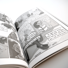 Load image into Gallery viewer, Comics For Choice (book or pdf)