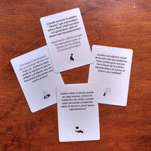 Load image into Gallery viewer, Heart-to-Heart Abortion Conversation cards / Corazón a Corazón: las cartas Para Las Conversaciones Francas Sobre el Aborto