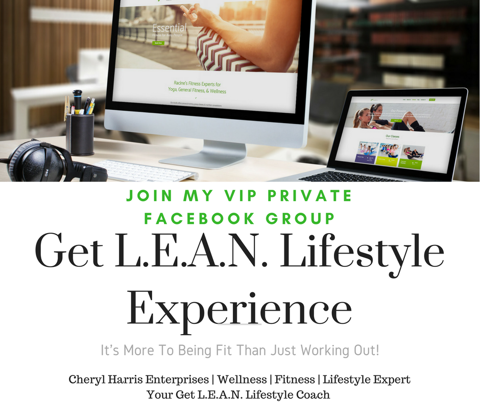 Get L.E.A.N. Lifestyle VIP Coaching Group Promo