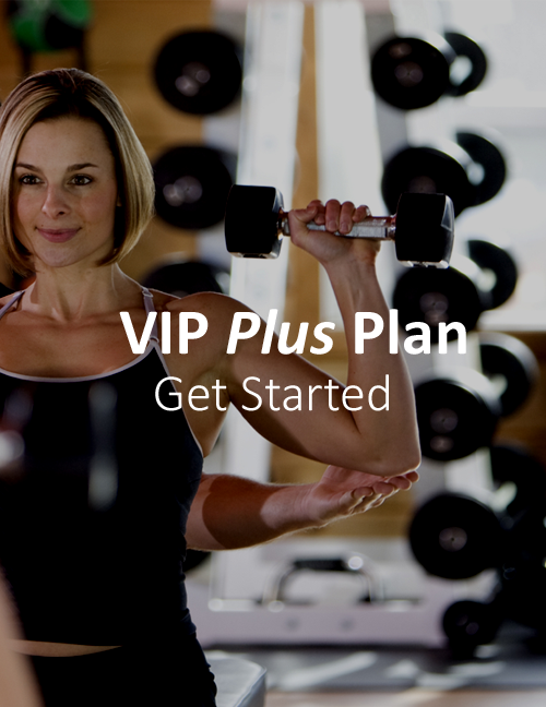 VIP Plus Fitness Plan