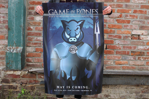 2019 WCBCC Poster - Game of Bones