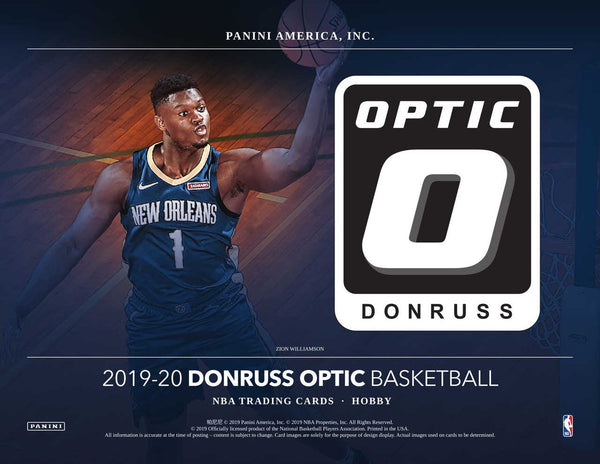 2 cases of 2019/20 Optic NBA
