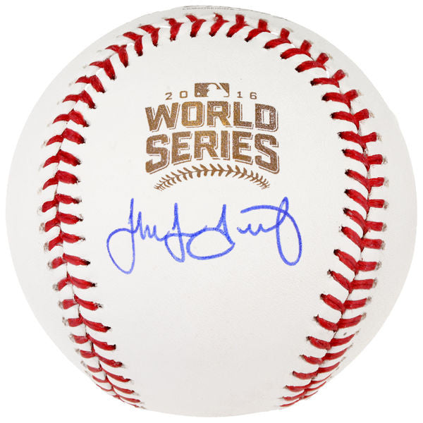 Jake Arrieta World Series Auto baseball Fanatics and MLB COA