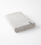 Classic Cotton Yoga Blanket - Carbon Weave