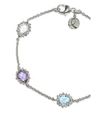 Anzie Colon Cancer Lifesaver Dewdrop Bracelet - TheSeptember.com