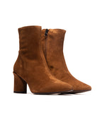 Lancaster Brown Suede Boot